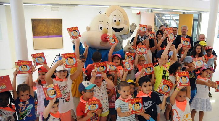 Os Bolechas dedican un libro a Carlos Casares
