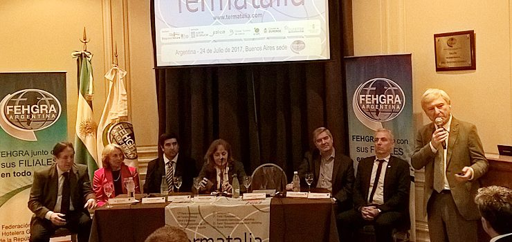Termatalia se presentó en Argentina