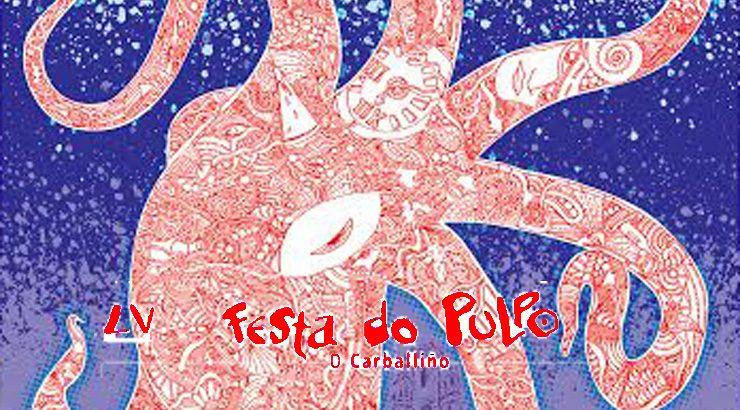 A Festa do Pulpo celebra este ano o seu 55º aniversario