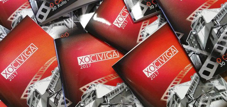 Preto de 30 proxeccións na XOCIVIGA 2017