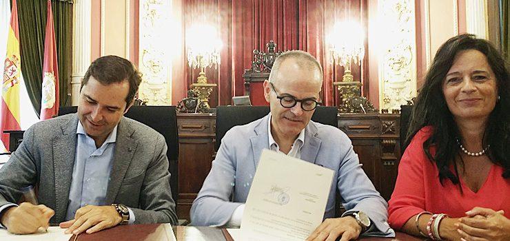 Concello de Ourense e AGADIC asinan un convenio de colaboración de 35.000 euros para o 22 OUFF