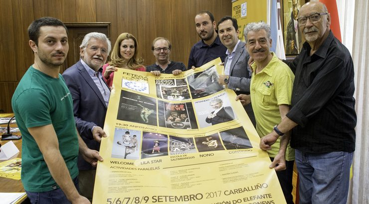 O FETEGA converte ao Carballiño no lugar de encontro para o teatro galego