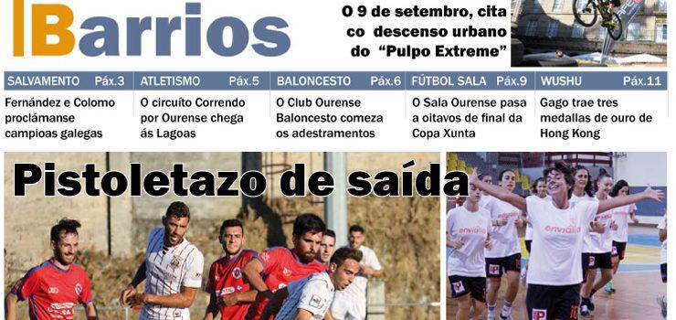Barrios Deportivo 163
