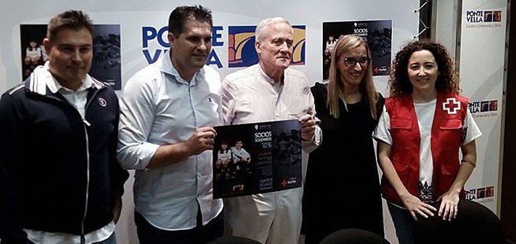 Arranca a campaña do socio solidario do Ourense C.F.