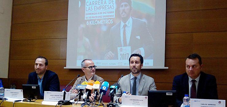 AJE organiza la segunda edición de la «carrera de las empresas»