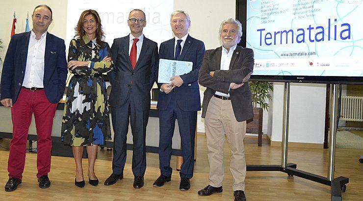 Termatalia reúne a representantes de la industria termal de 40 países