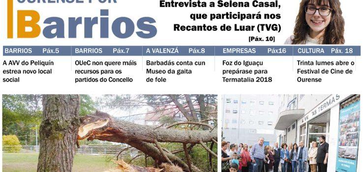 Publicado o Ourense por Barrios do mes de setembro