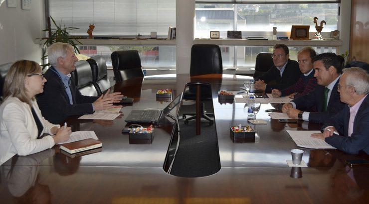 Convenio entre A.C.A.U.T.O. e Expourense para organizar o 9º Salón do Automóbil