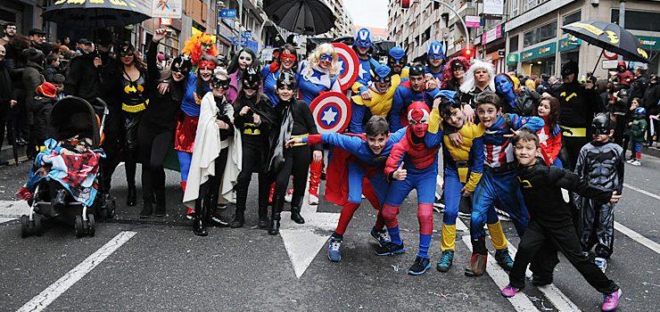 O Concello de Ourense organiza o Entroido de Verán