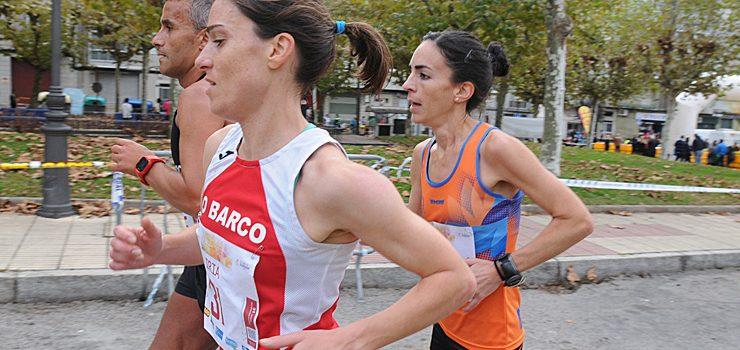 Remata na Carballeira o VIII Correndo por Ourense