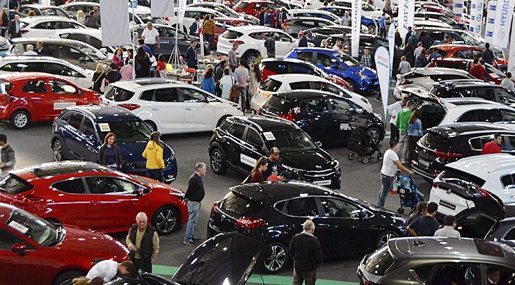 O Salón do Automóbil Novo cumple as expectativas