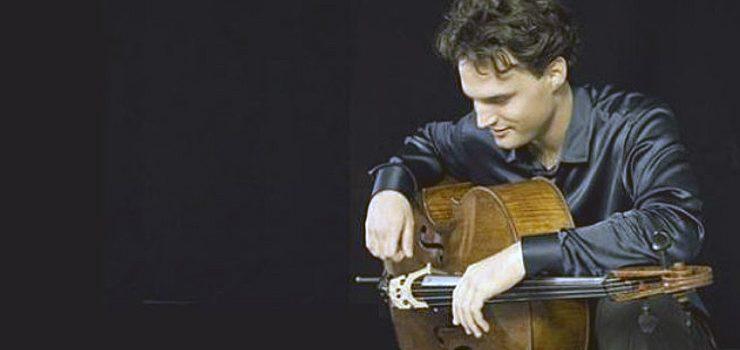 O Enclave de Cámara trae a Ourense a Alexei Grynyuk e violonchelista Leonard Elschenbroich