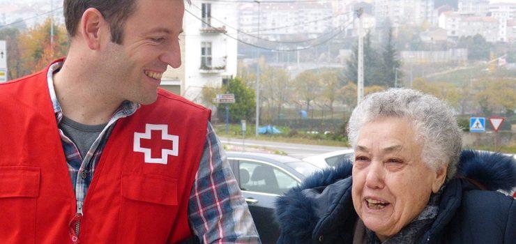 Más de 1.400 personas colaboran diariamente en los proyectos de Cruz Roja en Ourense