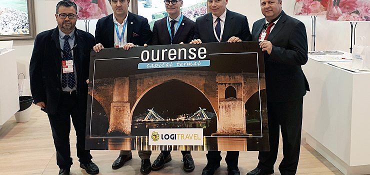 Ourense e Logitravel renovan o seu compromiso