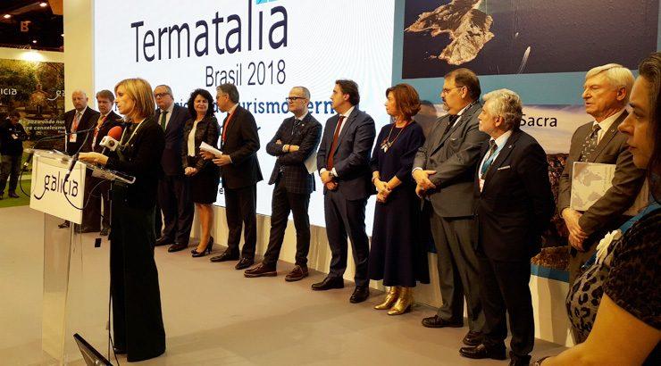 Termatalia se da a conocer en Fitur