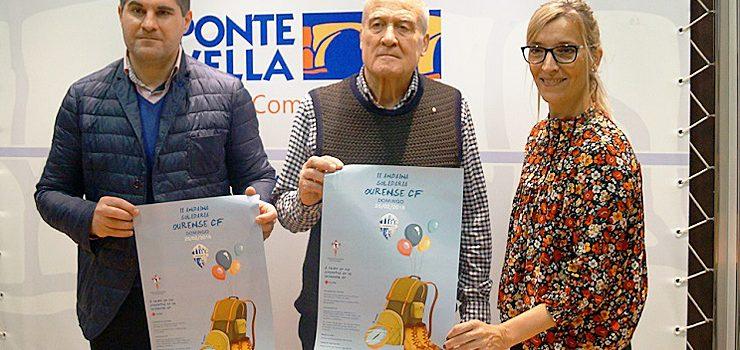 Ourense CF organiza a súa segunda andaina solidaria