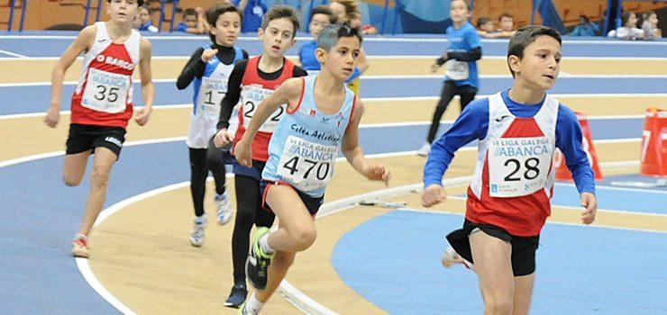 A pista de Expourense acolle varios campionatos de Galicia