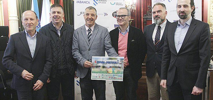 España enfróntase a Portugal nun amigable de rugbi sub 20