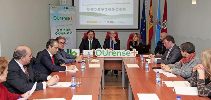 Ourense, en el programa Emplea Verde