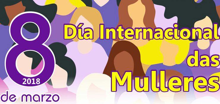 8M Día da Muller
