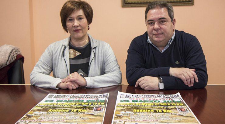 """Verín acolle a VIII Carreira-Andaina de Monte """"Pozo do Demo"""""""