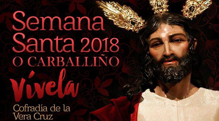 Cinco procesións na Semana Santa do Carballiño