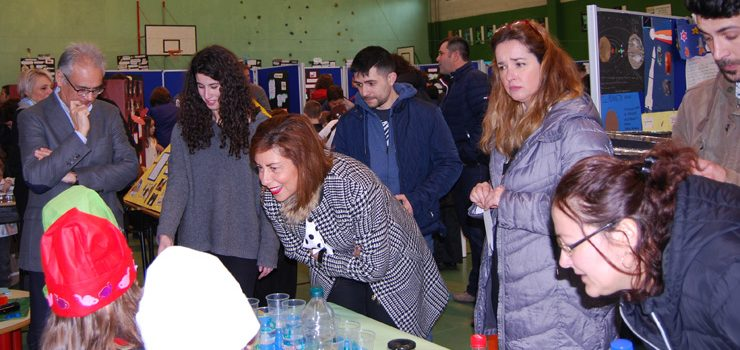 Expociencia no Guillelme Brown