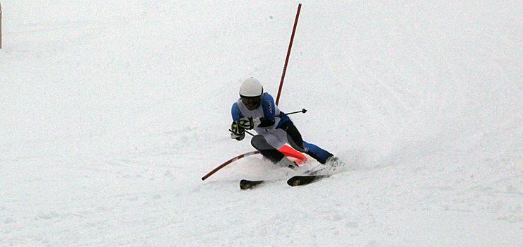 Guerra y González, vencedores en esquí alpino