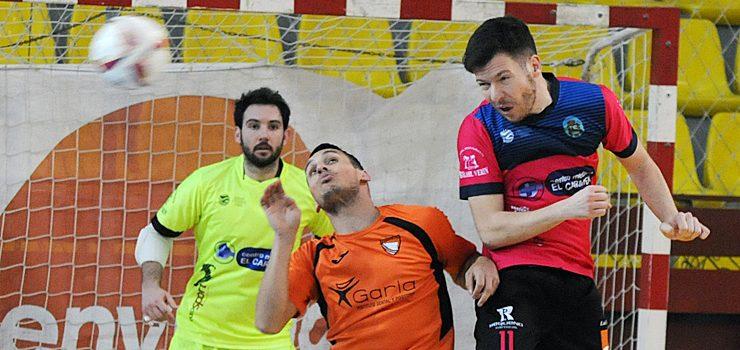El Sala Ourense pierde sus dos primeros puntos en Os Remedios