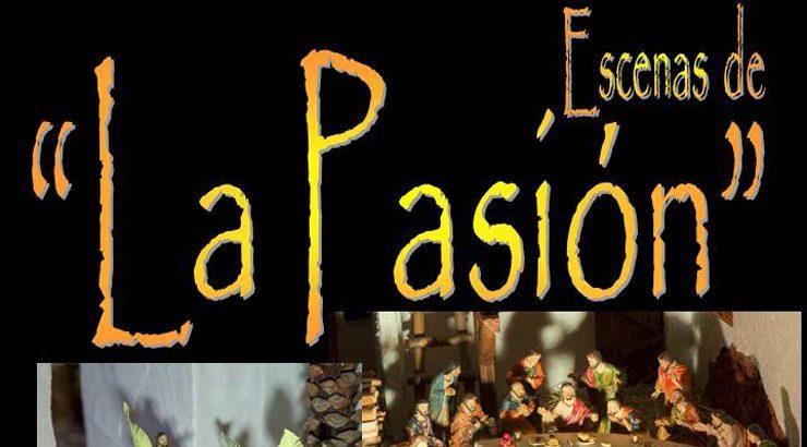 """""""Escenas de La Pasión de Cristo"""", en Maceda"""
