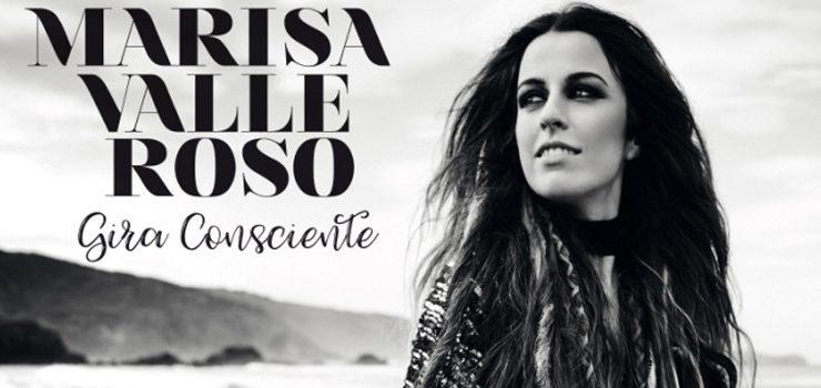 """Marisa Valle Rosso presenta o seu disco """"Consciente"""" en Verín"""