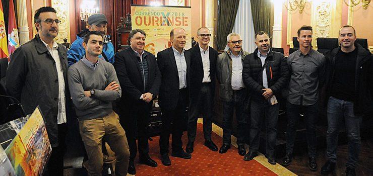 Pistoletazo de saída do VIII Correndo por Ourense