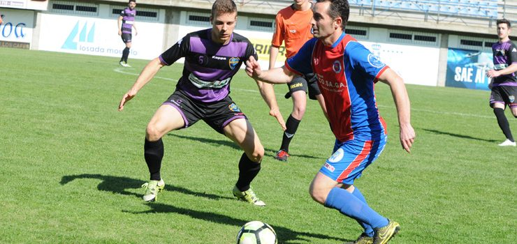 UD Ourense – Bande, o partido máis agardado