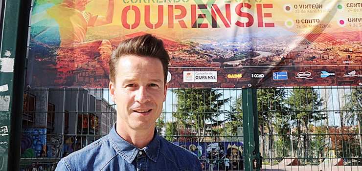 Entrevista a Roberto Abad, coordinado do circuíto de carreiras populares «Correndo por Ourense»