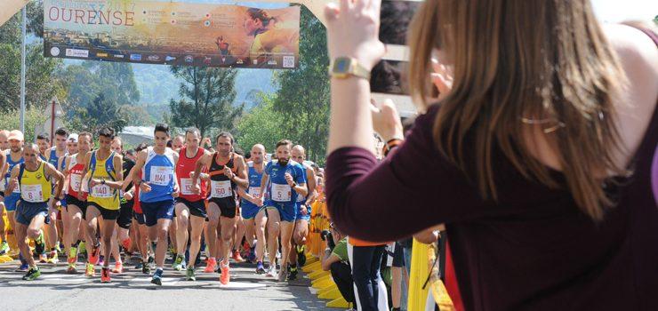 Máis de 1.100 atletas participarán na primeira proba do Correndo por Ourense