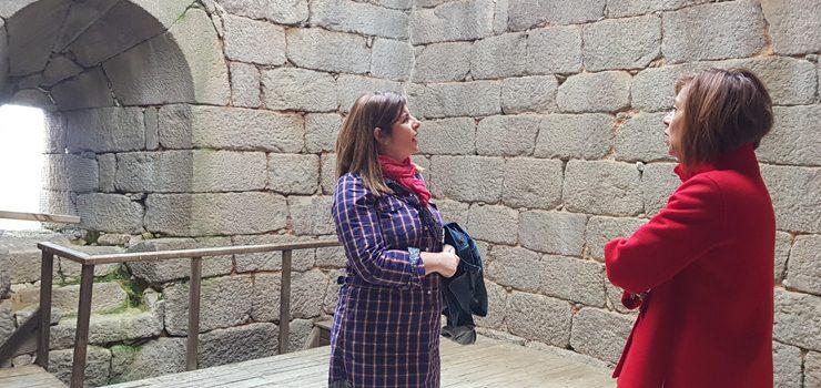 Actuación de mellora do acceso á torre Fírbeda