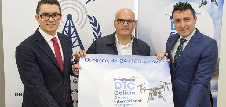 O II Congreso internacional de drons analizará o futuro destas aeronaves