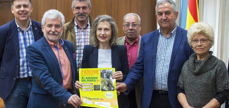 XI andaina de Paderne de Allariz, en favor da Asociación Española Contra o Cancro