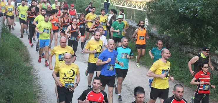 A 15k nocturna deixa a Fernández e Teijeiro como vencedores