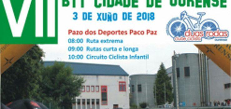 VII marcha cicloturista Cidade de Ourense