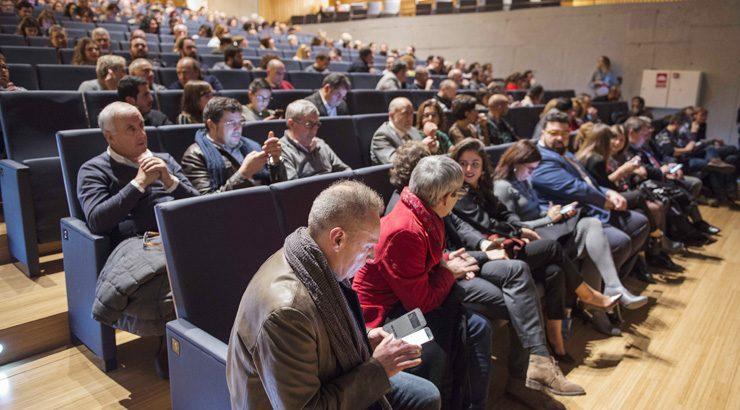 Máis de 2.800 persoas participaron no II Festival Internacional de Curtas Vía XIV de Verín