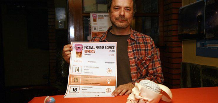 Ourense forma parte de «Pint of Science 2018»