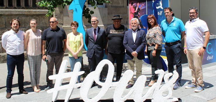 Ourense acolle por primeira vez o Campionato de España de Baile Deportivo