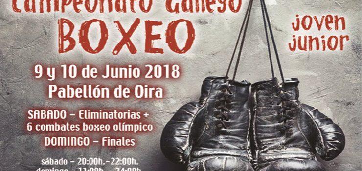 Boxeo en Ourense