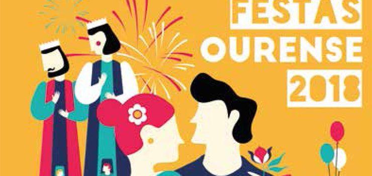 As Festas de Ourense traen 39 concertos en nove días