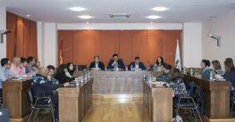 A Mancomunidade de Verín acolle a primeira Mesa de Coordinación Interinstitucional para a eliminación da violencia de xénero