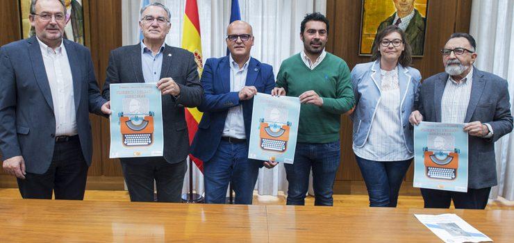 """Premio de poesía """"Florencio Delgado Gurriarán"""""""
