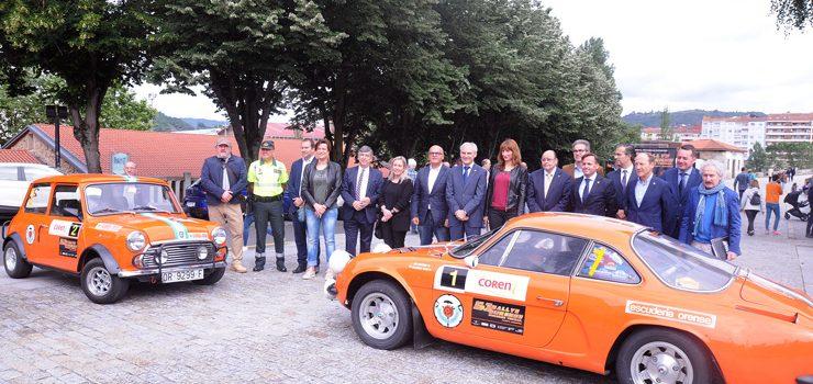 Ya se siente el 51 Rallye de Ourense – Ourense Termal