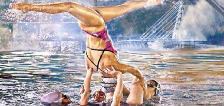 140 nadadoras participarán no Campionato Galego de Natación Artística
