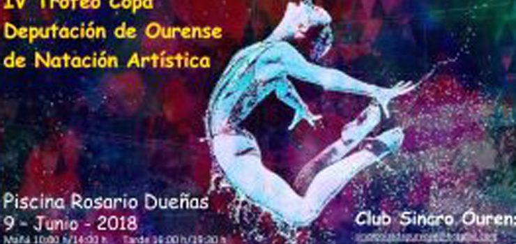 IV Copa Deputación de Ourense de natación artística